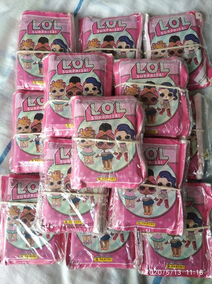 Kit Figurinhas L.o.l. Surprise 12 Pacotes Promoção