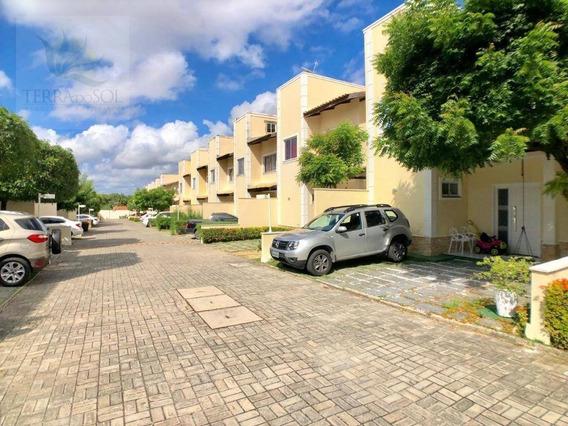 Casa Duplex Em Condomínio Fechado Com Lazer Completo. - Ca0882
