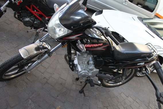 Motocicleta Legnano 200cc Modena
