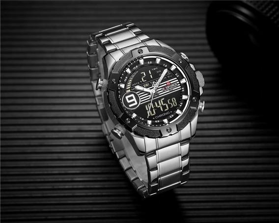 Relógio Esportivo Naviforce 9146s Novidade!!!!