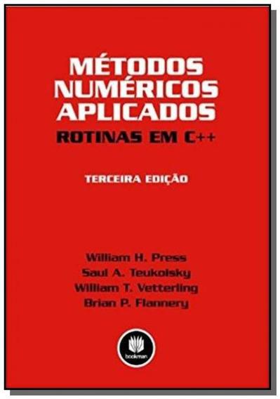 Metodos Numericos Aplicados : Rotinas Em C++