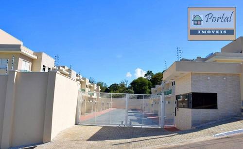 Imagem 1 de 15 de Casa Com 3 Dormitórios À Venda, 104 M² Por R$ 530.000 - Jardim Das Carpas - Jundiaí/sp - Ca0532