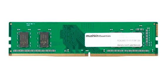 Memoria Ram Pc Mushkin Essentials Ddr4 8gb 2666mhz
