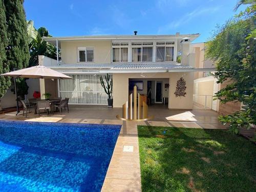 Imagem 1 de 30 de Casa Com 4 Suítes À Venda, 470 M² Por R$ 4.000.000 - Alphaville 4 - Santana De Parnaíba/sp - Ca2873