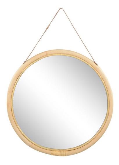 Espejo Grande Maki - Natural