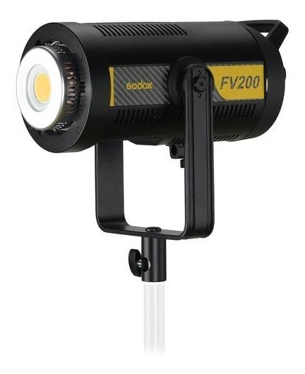 Flash Godox Fv200 Alta Velocidade Sync Flash Led Light