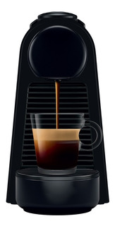 Cafetera Nespresso Essenza Mini Negro Mate Eco Friendly