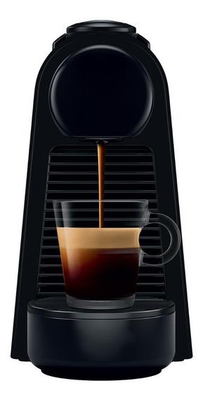 Cafetera Nespresso Essenza Mini Negro Mate Eco Friendly