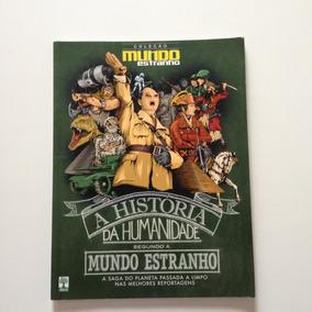 Revista Mundo Estranho A História Da Humanidade Nº137