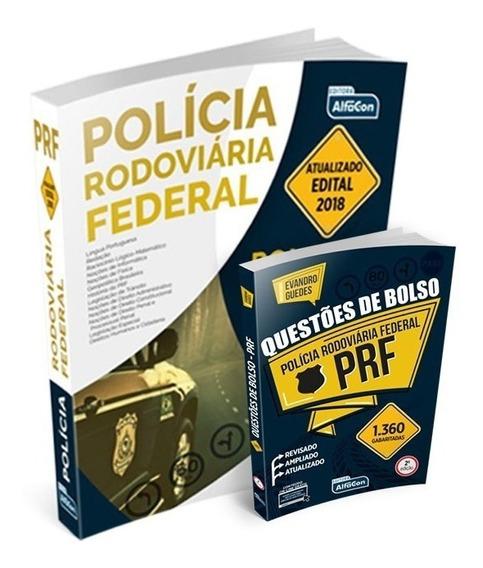 Apostila Polícia Rodoviária Federal - Prf 2018 + Questões