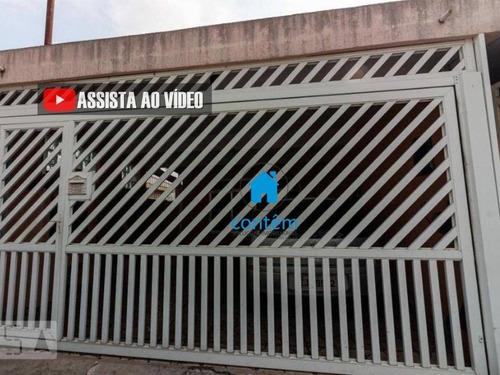 Casa Com 2 Dormitórios À Venda, 155 M² Por R$ 500.000,00 - Cipava - Osasco/sp - Ca0390