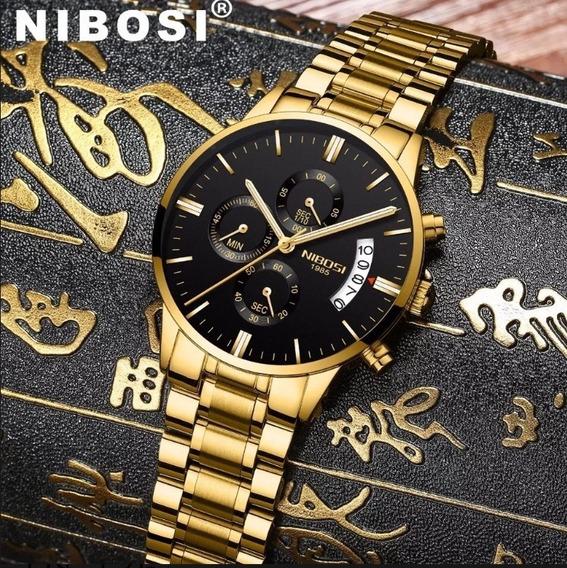 Relógio Marca Nibosi