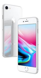 iPhone 8 Apple Prata 64 Gb Desbloqueado Mq6h2bz/a