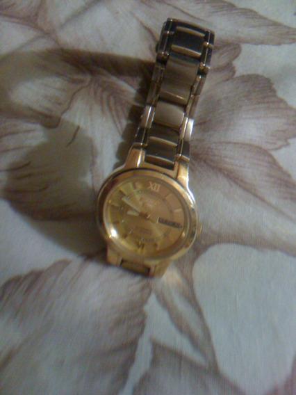 Reloj Seiko Automatico 20 Joyas Dama