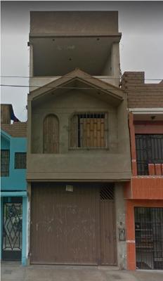 Vendo Casa De 3 Pisos En Av.cusco-urb.san Juan Masias-callao