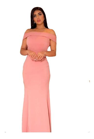 Vestido Excecutivo Moda Vestido Longo Pra Festa P/ Madrinhas Casamentos Moda Chique