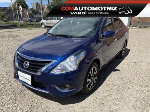 Nissan Versa Advance Id 39231 Modelo 2020