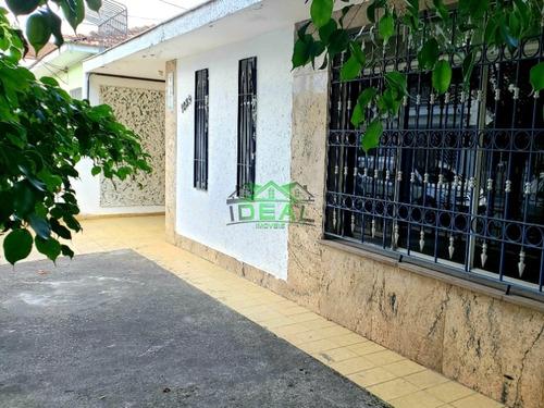 Casa Térrea Para Reforma A Venda No Bairro Parque Da Lapa, 3 Dorm, 4 Vagas, 290 M, 380 M - 1442