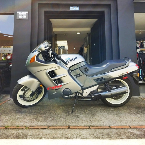 Honda Cbr 1000f Gris 1990 (coleccionistas)