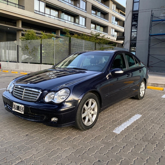 Mercedes-benz Clase C 2.2 220 Cdi Classic