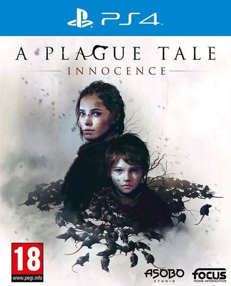 A Plague Tale Innocence Ps4 Midia Fisica
