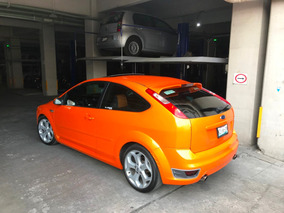 Impecable Ford Focus St Turbo 2do Dueño Poco Kilometraje