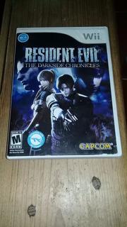 Resident Evil. The Darkside Chronicles