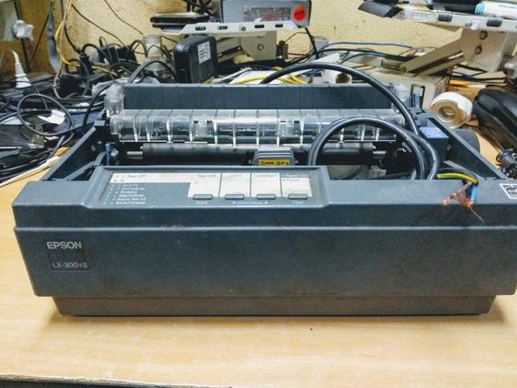 Impressora Epson Lx 300 + Il - Usada - Retirar Peças