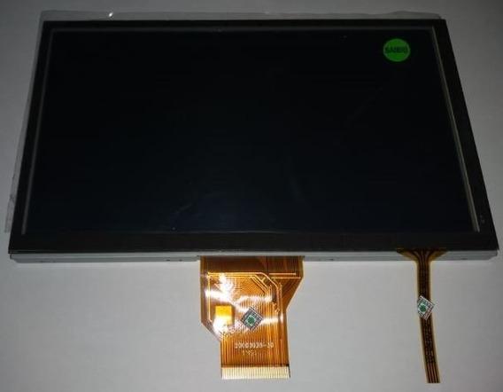 Display At080tn64 Multimidia 8 Polegadas + Touch Screen