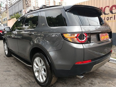 Discovery Sport Hse 2.0 4x4 Aut2016