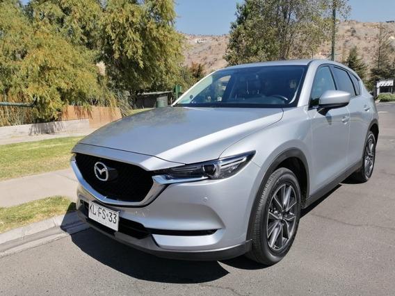 Mazda Cx-5 2018 Gt Top De Linea Cuero Techo