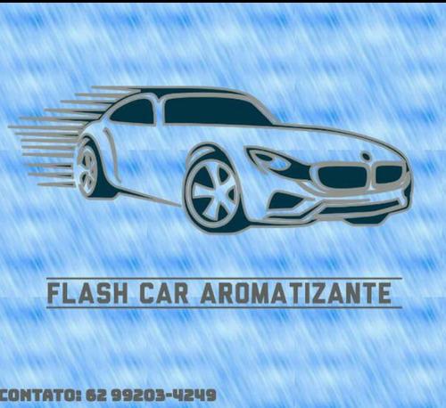 Flash Car Aromatizantes E Capas Automotivos