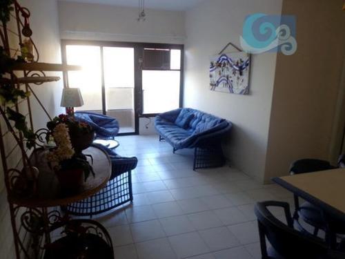 Imagem 1 de 19 de Apartamento A Venda Praia Da Enseada - Guarujá - Ap1416