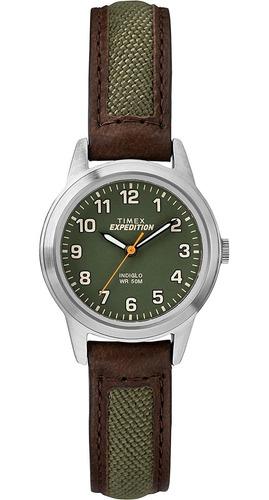 Imagen 1 de 6 de Reloj De Pulsera Timex Tw4b12000 Expedition Para Mujer