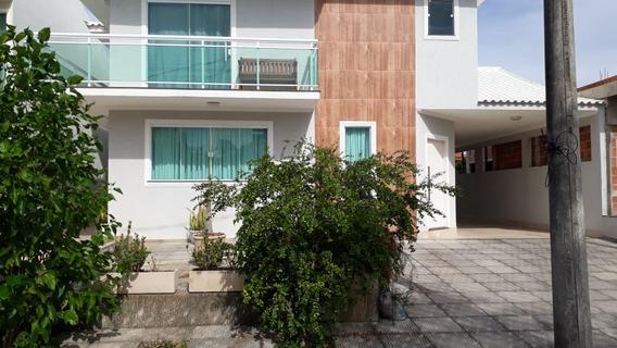 Casa Duplex Piscina Espaço Gourmet Em Condomínio Araruama