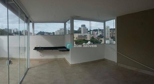 Cobertura 2 Quartos, 1 Suíte, 1 Vaga De Garagem - São Mateus - Juiz De Fora - Co0103