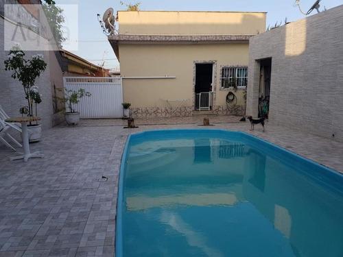 Imagem 1 de 15 de Casa Para Venda Em Praia Grande, Balneario Maracana, 4 Dormitórios, 4 Suítes, 2 Banheiros, 10 Vagas - Pg053it_2-1217249