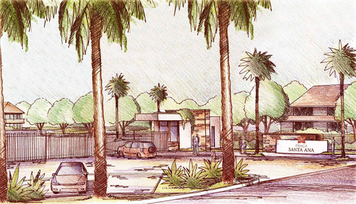 Ótimo Terreno Para Venda Em Bonfim Paulista No Terras De Bonfim, Praça Santanna, Area 250 M2 Medindo 10 X 25, Pronto Para Construir, Condominio Fechad - Te00545 - 69218718