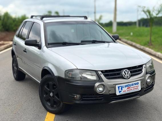 Volkswagen Gol Rallye 1.6 2008