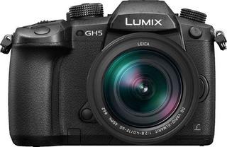 Cámara Mirrorless Panasonic Lumix Gh5 Con Lentes Leica Dg