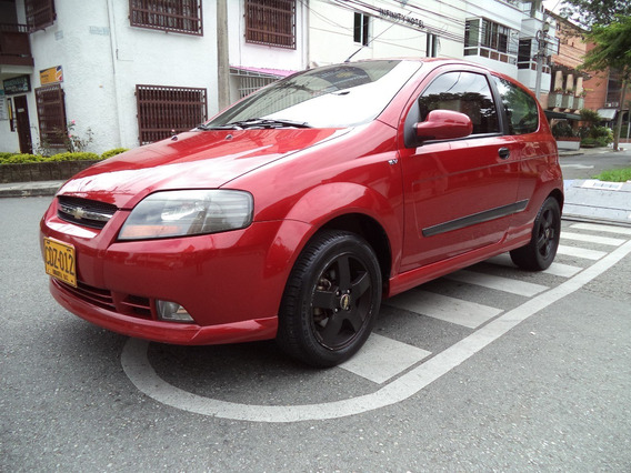 Chevrolet Aveo Gti Limited 1.4c.c 3p