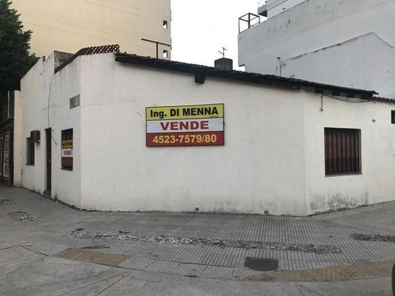 Lote Esquina Venta- U.s.a.b 1 - Quesada Y Galvan