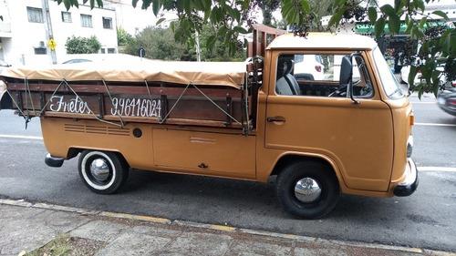 Volkswagen Kombi 1982