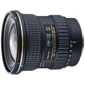 Lente Tokina Grande Angular 11-16 At-x 116 Pro Dxii P/ Nikon