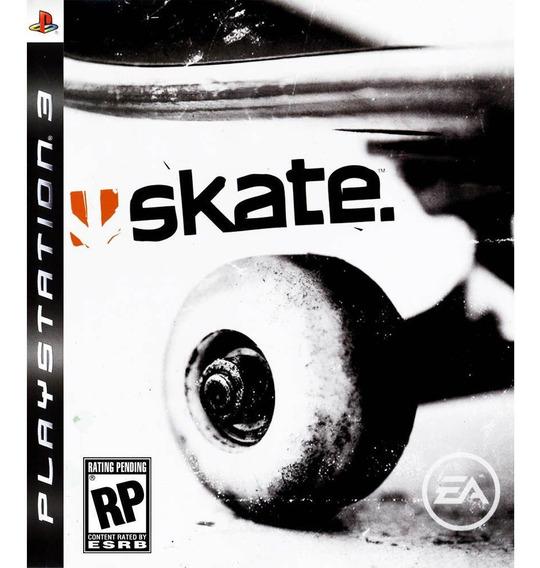 Skate Ps3 - Lacrado
