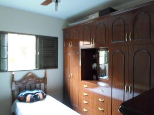 Casa Residencial À Venda, Vila Camargo, Bauru - Ca0130. - Ca0130