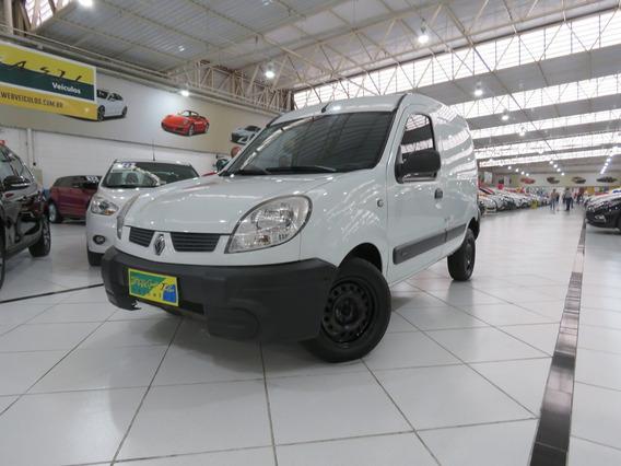 Renault Kangoo 1.6 Expression 16v Flex 3p Completona