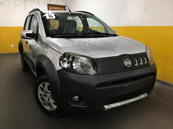 Fiat Uno Way 1.0 Completo 2013