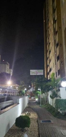 Apartamento À Venda No Bairro Mansões Santo Antônio - Campinas/sp - Ap0560