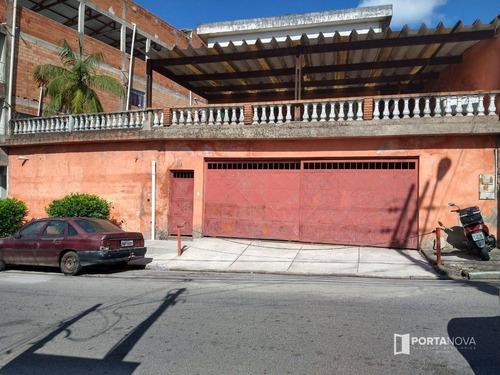 Casa Com 3 Dormitórios À Venda, 224 M² Por R$ 600.000,00 - Vila João Montesano - Itapecerica Da Serra/sp - Ca0620